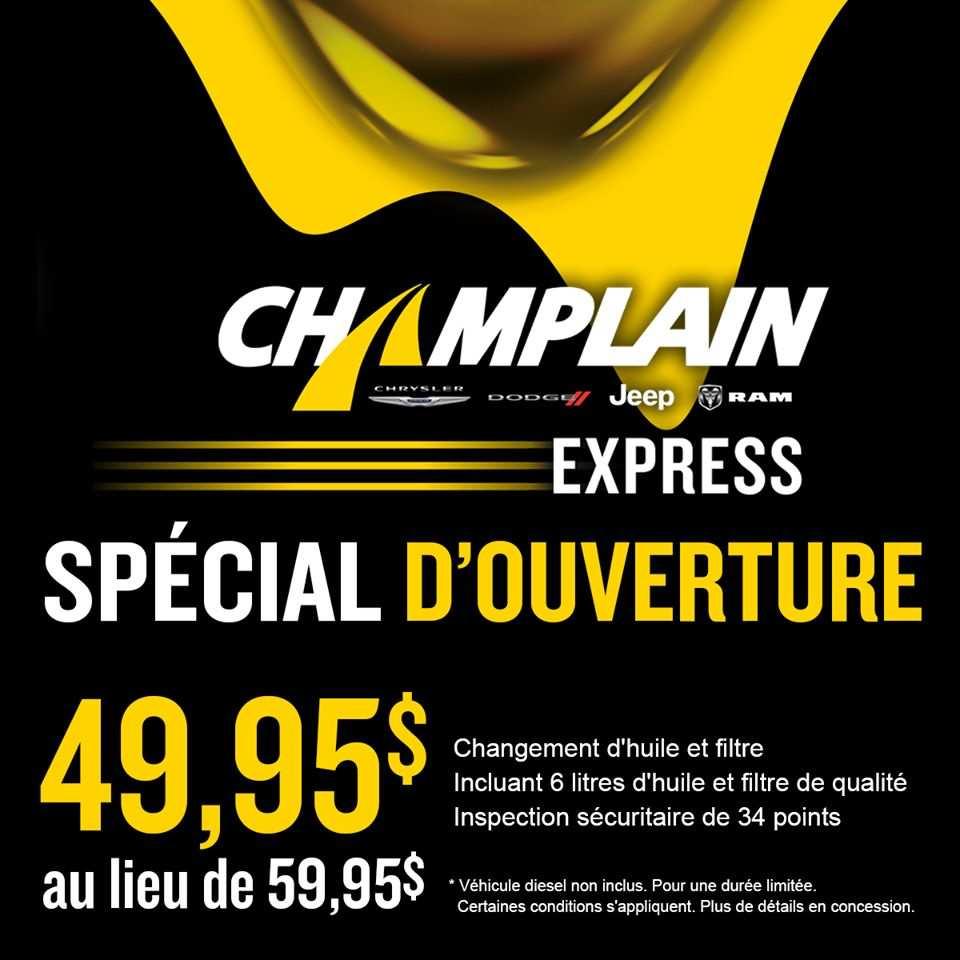 Champlain Express