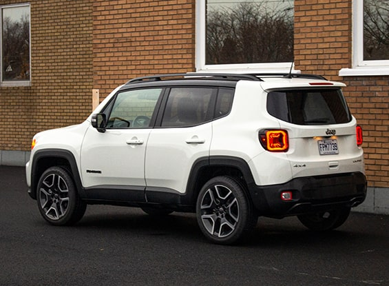 Jeep Renegade exterior