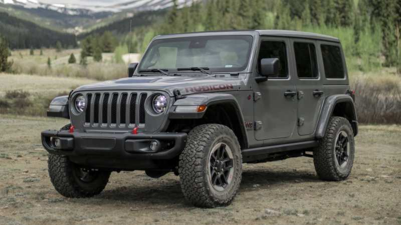 Which version of the Jeep Wrangler to choose? Sahara or Rubicon?