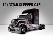 lonestar sleeper cab