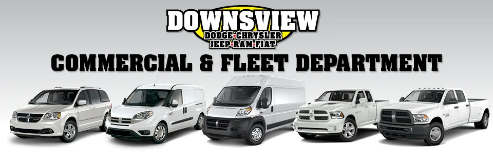 Commercial and Fleet Department