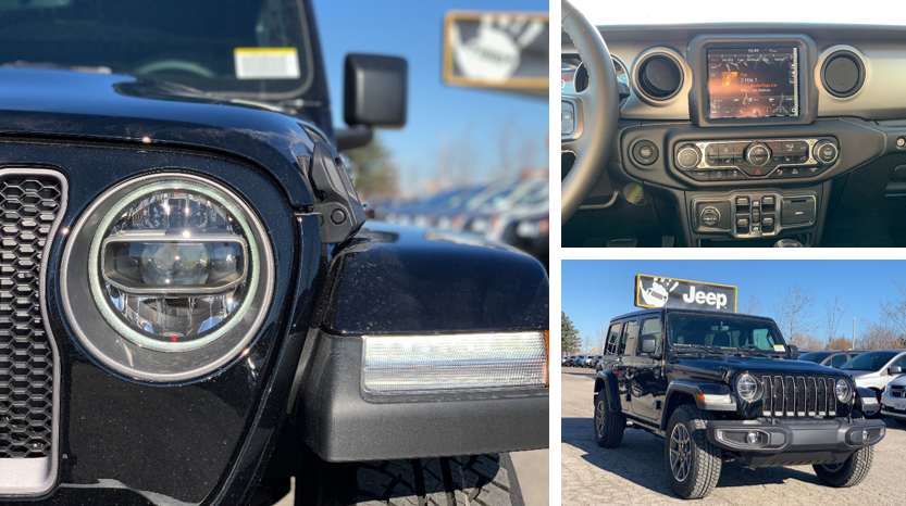 2020 Jeep Wrangler Specs by Downsview Chrysler