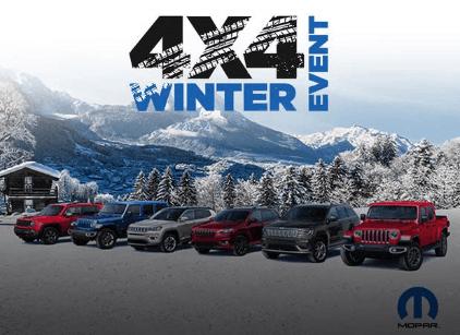4X4 Winter Event