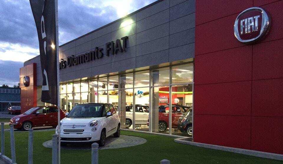 Modèles Fiat