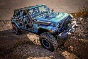 Customizing your Wrangler/Gladiator with Jeep Accessories is the best way to personalize it and truly make it your own. Shop with Unique Chrysler today!