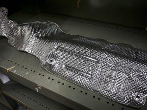 2009-2019 Dodge Journey Exhaust Heat Shield - 05178234AD - $35 - MSRP $69