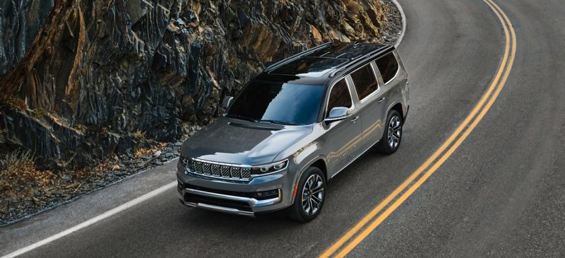 Learn more about the Jeep Grand Wagoneer here