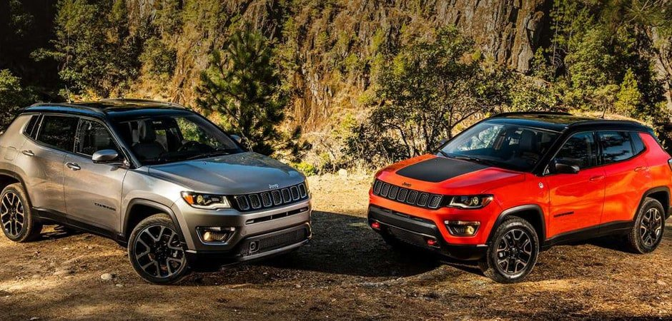 Find the 2018 Jeep Compass at Eastside Dodge in Calgary, AB