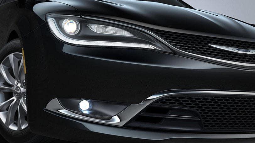 New Chrysler 200 Sedan Exterior Design
