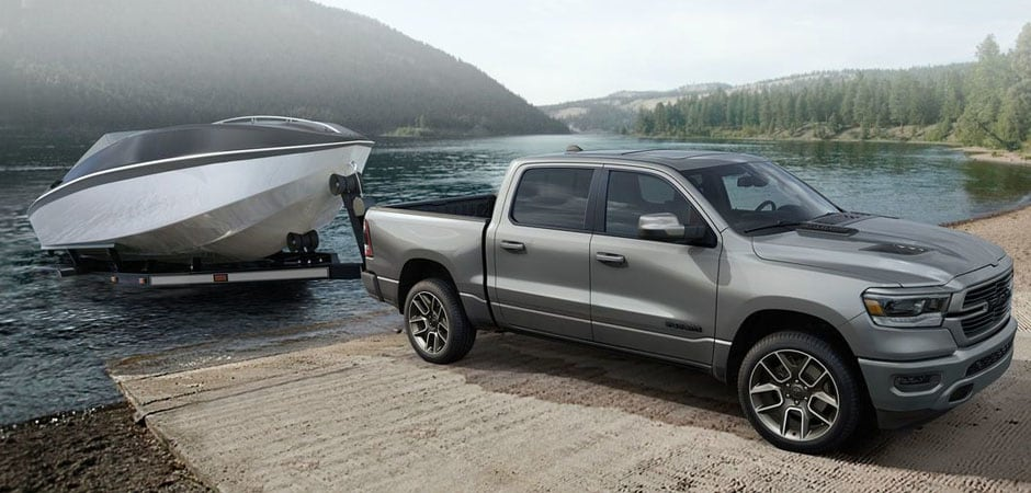 Find the 2019 Ram 1500 at Eastside Dodge in Calgary, AB