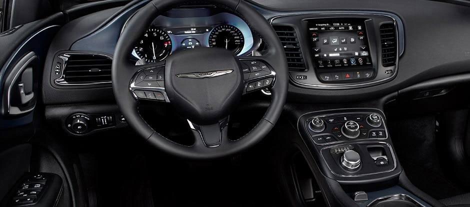 2016 Chrysler 200 interior Eastside Dodge