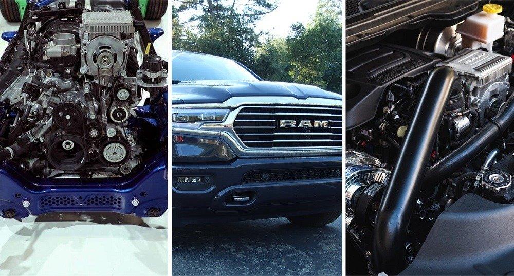 2020 Hybrid Ram Truck with eTorque