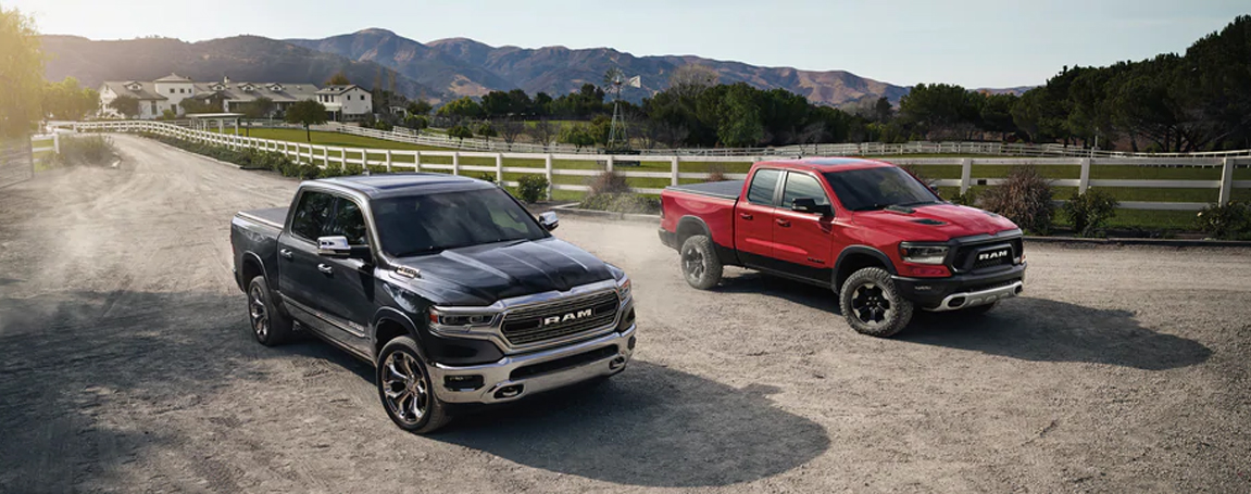 Differences Between Ram 1500 and Ram 1500 Classic
