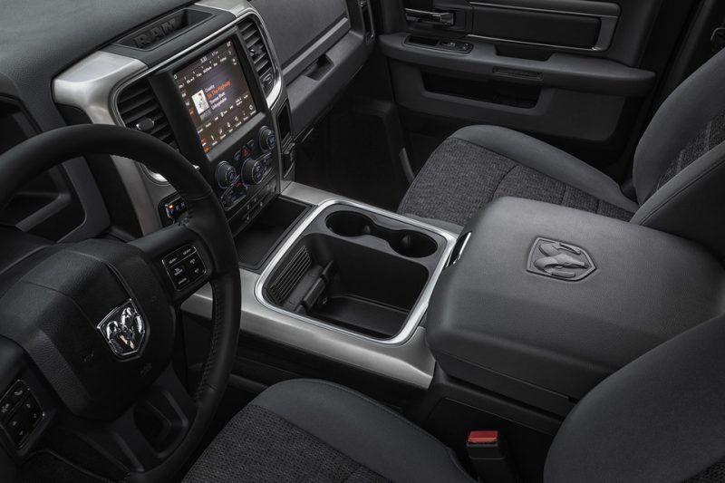 Ram 1500 Classic Interior