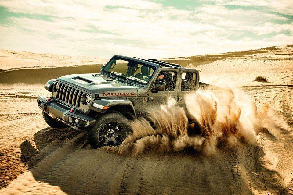 2020 jeep gladiator capability
