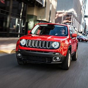 Renegade Front View