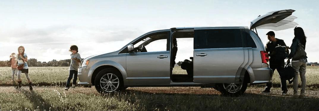 Dodge Grand Caravan Canada's Family Car
