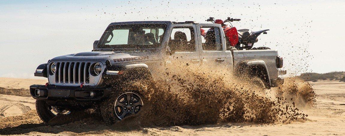 2021 Jeep Gladiator Find a Jeep Dealership