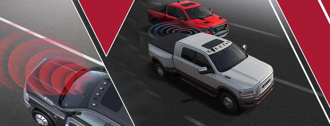 2021 RAM 3500 | Safety and Hi-tech Technology