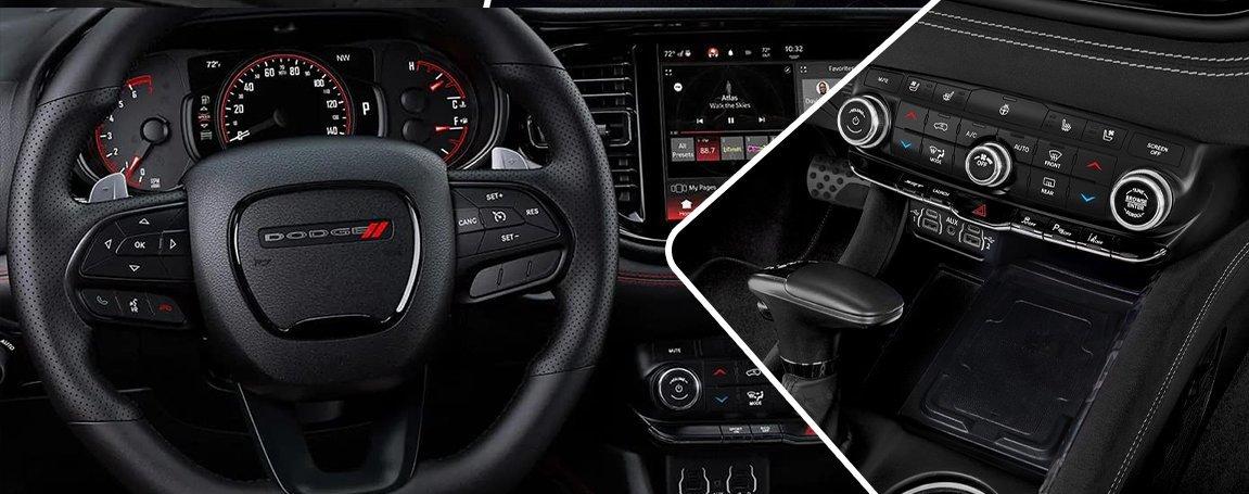 Dodge Durango   Technology and Infotainment