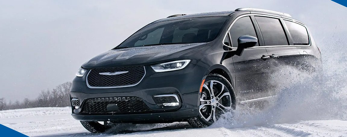 Chrysler Pacifica Touring   power and Performance