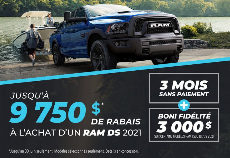 RAM DS 2021