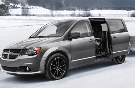 Dodge Grand Caravan Grey
