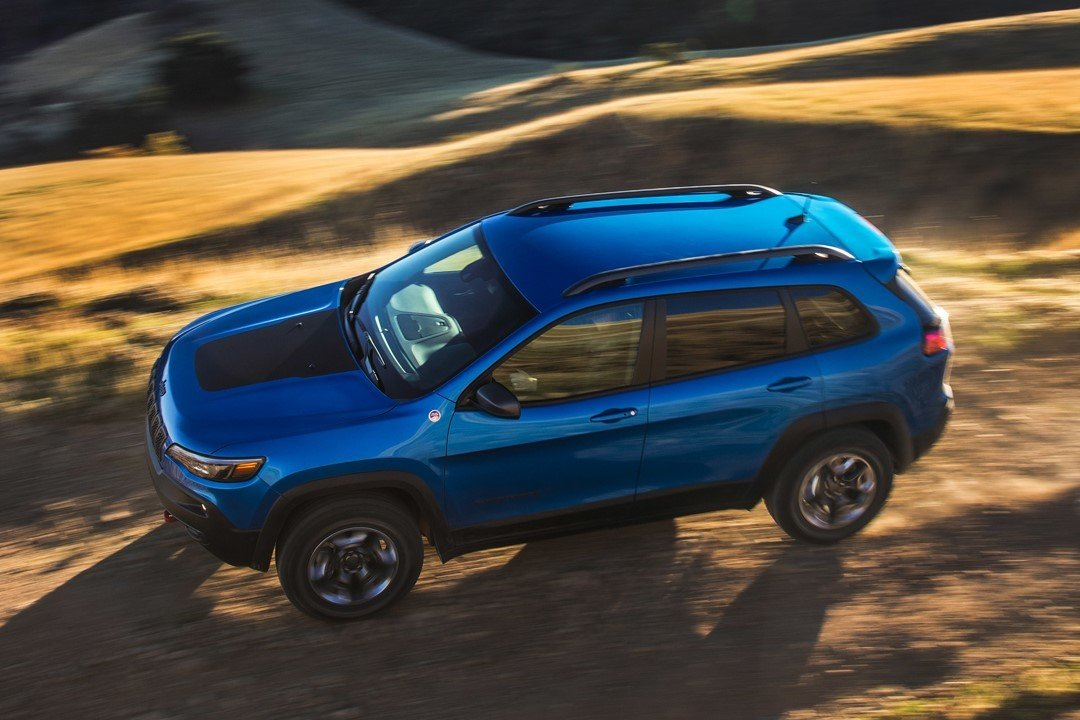 2021 Jeep Cherokee - Handling