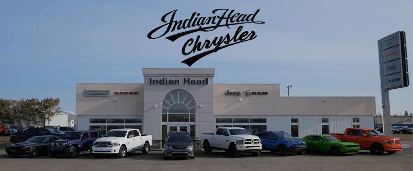 indian head banner