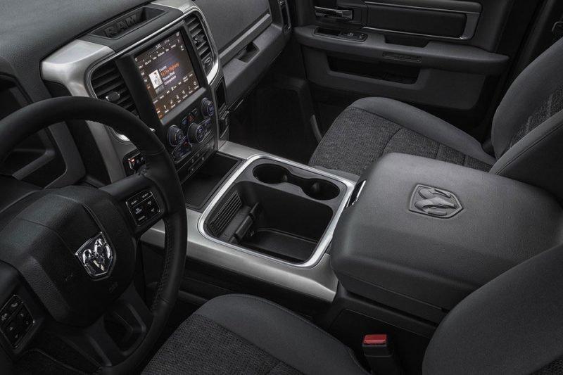 2020 ram 1500 classic interior