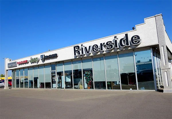 riverside dealership