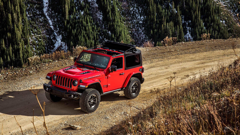Jeep Wrangler - dealership Mash motor
