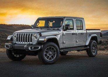 2020 All-New Jeep Gladiator