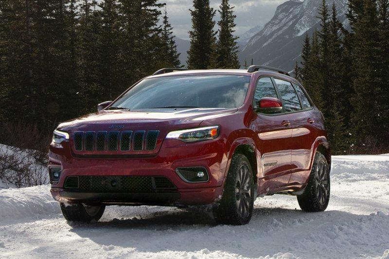 2021 Jeep Cherokee -Exterior