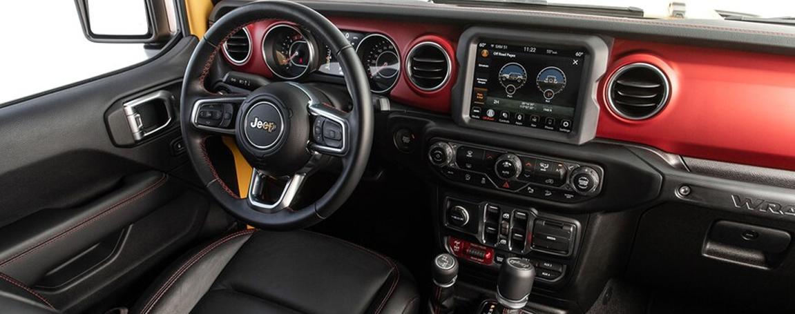 Jeep Parts   Interior