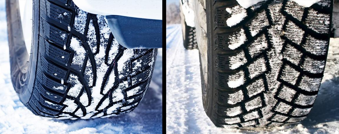 Outfitting a Dodge Vehicle with Winter Tires in Listowel