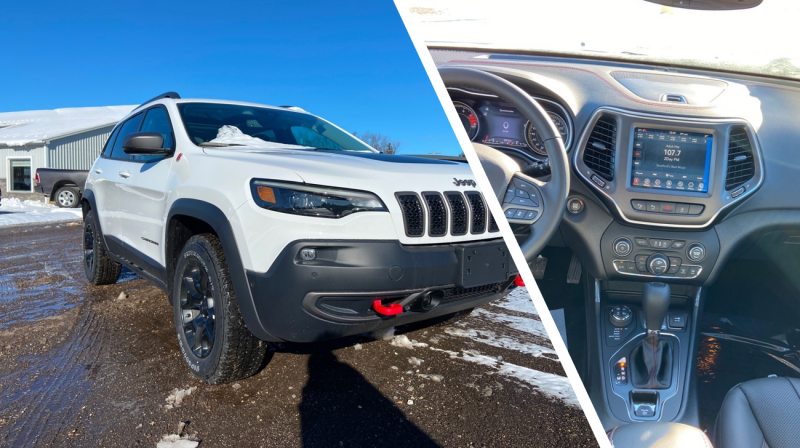 2021 Jeep Cherokee Review by Listowel Chrysler