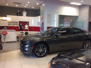 Longue Pointe Chrysler interior