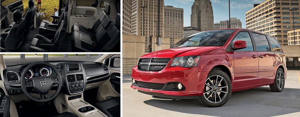 2020 Dodge caravan interior and exterior design