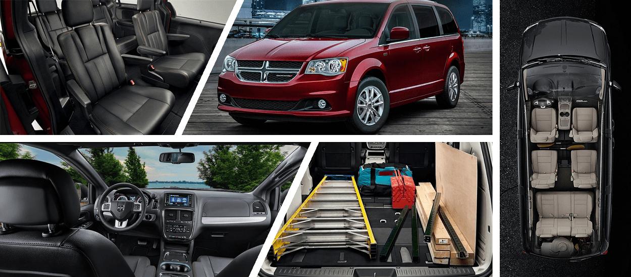 Dodge Grand Caravan Comfortable and spacious Interior