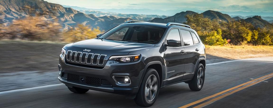 2021 Jeep Cherokees