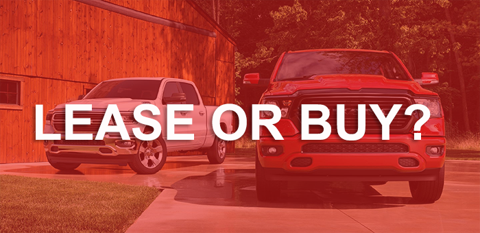 Leasing vs Buying a truck