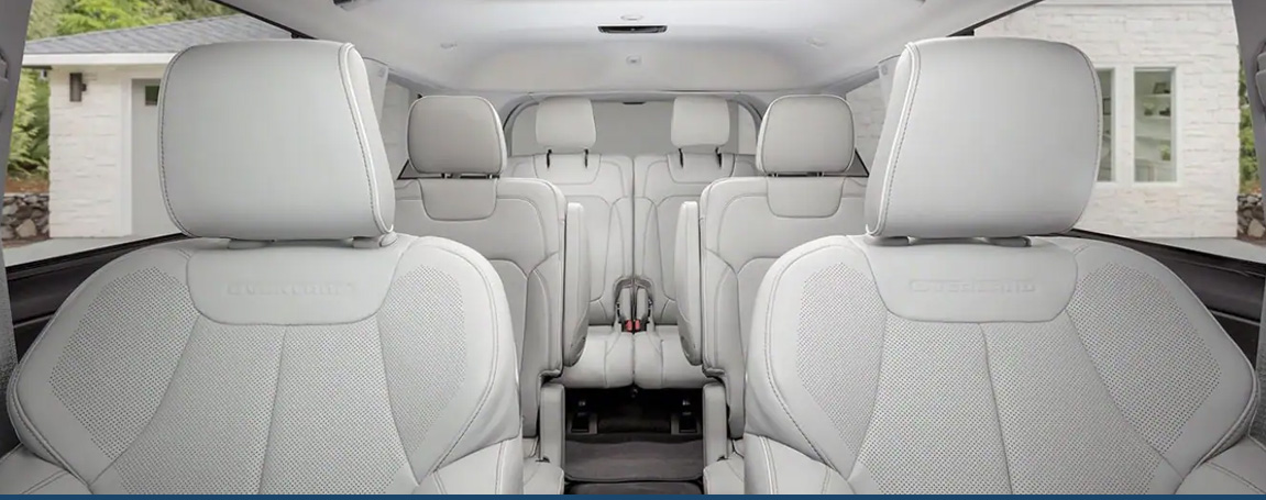 First-Class Safety Features